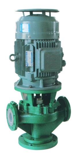 IHF-G系列氟塑料管道泵